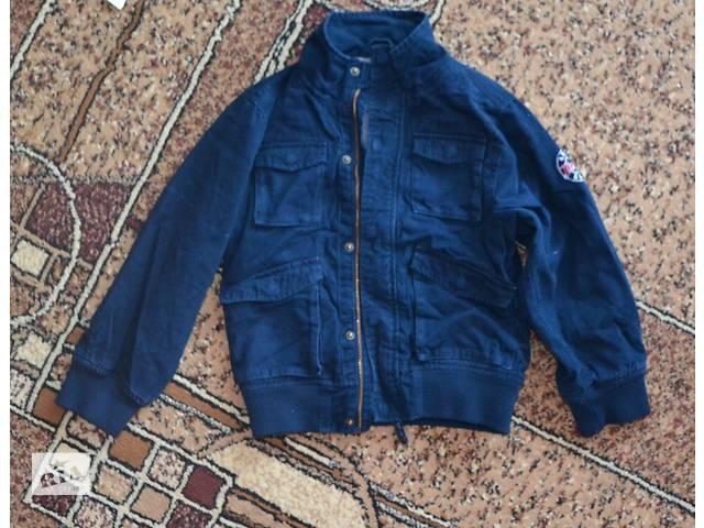 купить бу Куртка на мальчика ростом 122см в Днепре (Днепропетровск)