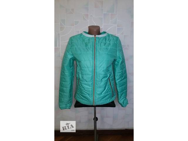 """продам Куртка на синтепоне """"Бусинки"""" бу в Днепре (Днепропетровск)"""