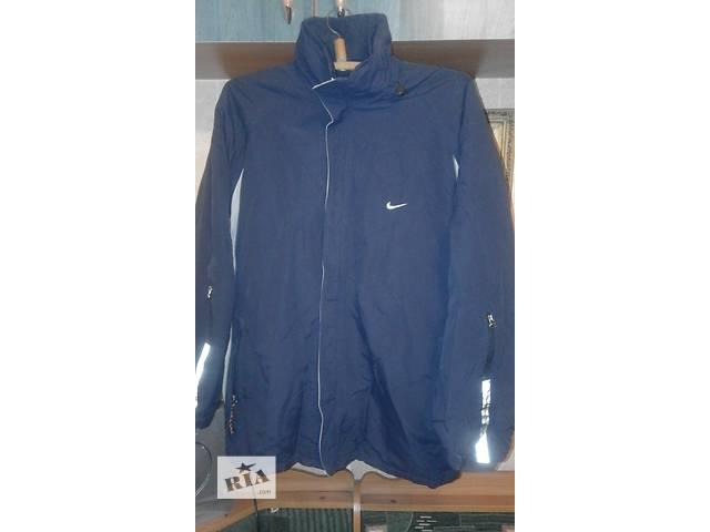 Куртка Nike оригинал р.46-48отличное состояние осень-зима- объявление о продаже  в Виннице