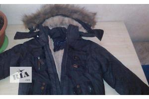 Детские осенние куртки