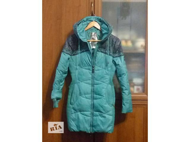 купить бу Куртка осень-зима , в идеальном состояни , размер S-M в Одессе