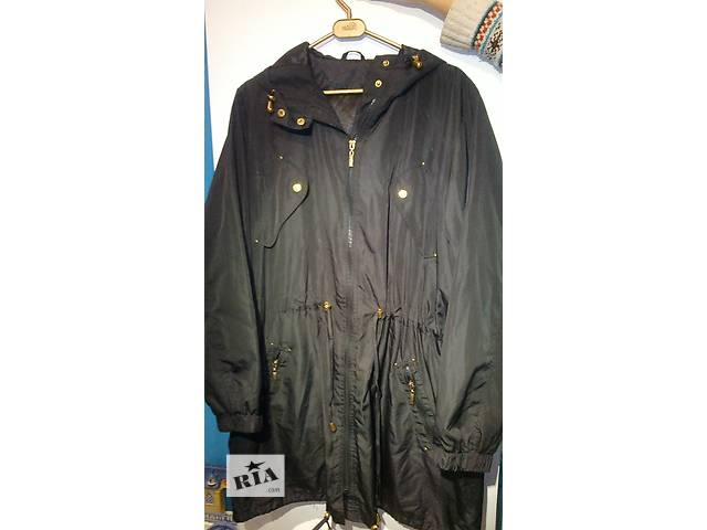 Куртка парка демисезонная- объявление о продаже  в Днепре (Днепропетровск)