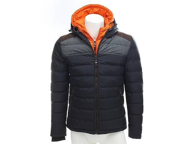 продам Куртка / пуховик мужская зимняя Orange Black бу в Киеве