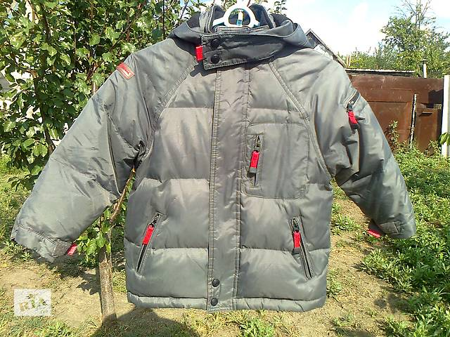 Куртка-пуховик на мальчика- объявление о продаже  в Запорожье