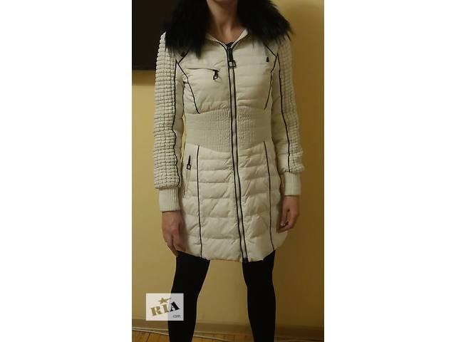 куртка пуховик плащ- объявление о продаже  в Львове