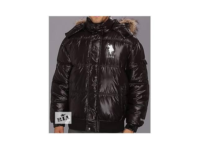 Куртка пуховик U. S. POLO ASSN- объявление о продаже  в Киеве