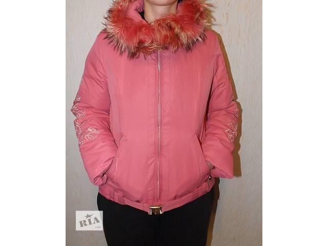 Куртка пуховик- объявление о продаже  в Запорожье