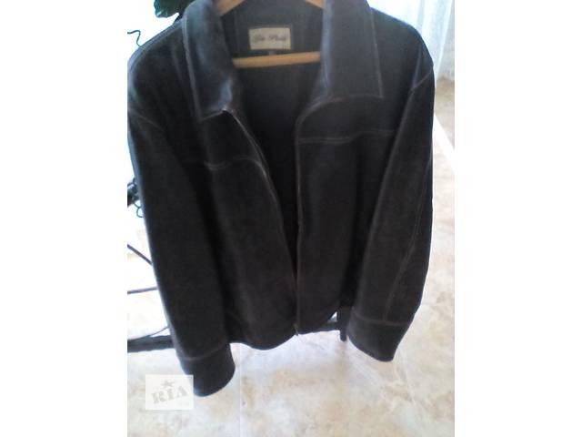 продам Куртка кожаная мужская бу в Виноградове