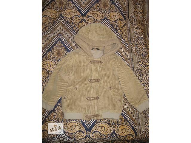 Куртка тёплая унисекс весна-осень 2-3 года- объявление о продаже  в Харькове