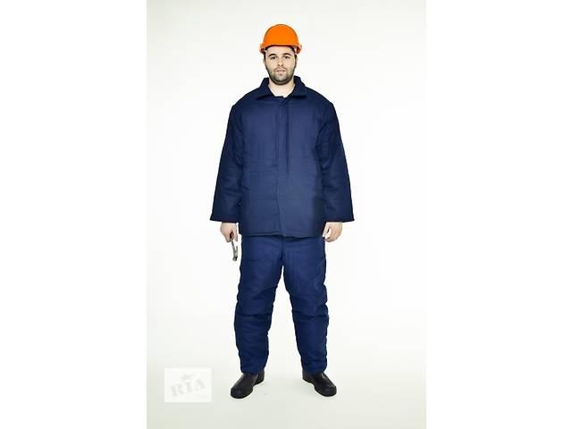 купить бу Куртка ватная рабочая  в Ивано-Франковске