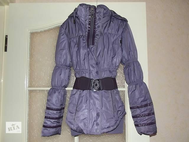 Куртка весна-осень на подростка- объявление о продаже  в Николаеве