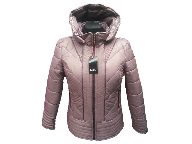 купить бу Куртка весна/осень женская оптом разные цвета в Хмельницком