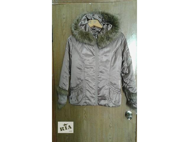 бу Куртка весна-осень размер 40 в Львове