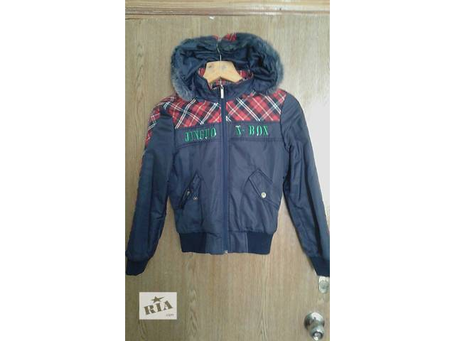 купить бу куртка весна-осень в Львове