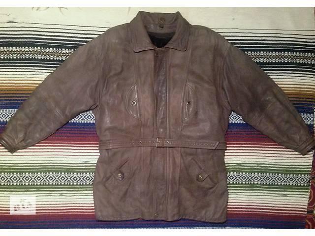 бу Куртка из натуральной кожи  размер XL в Харькове