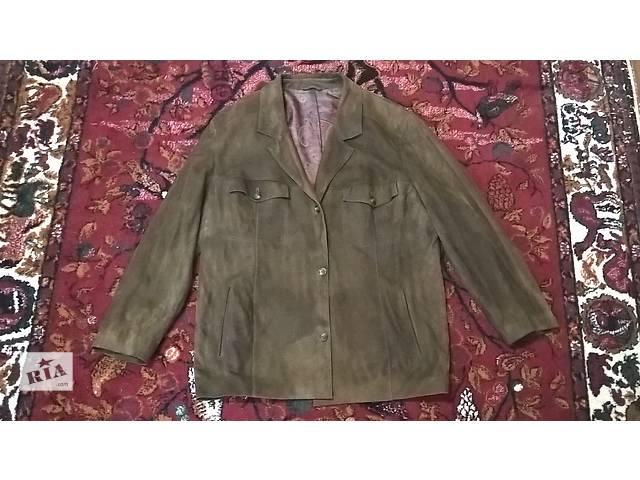 купить бу куртка мужская кожа в Виннице