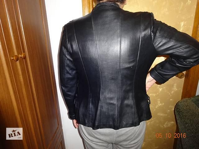 Куртка женская кожаная качество!- объявление о продаже  в Виннице