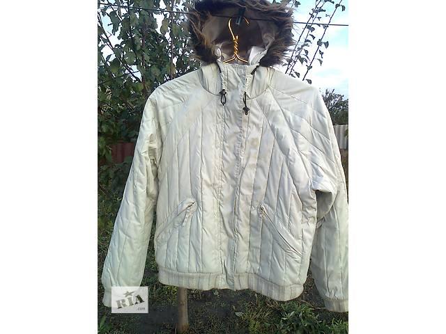 бу Куртка женская (зима) в отличном состоянии в Запорожье