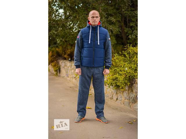 Куртка-жилет мужская осень-зима 2016-2017.- объявление о продаже  в Харькове