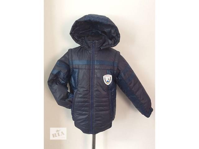 купить бу Куртка-жилетка Деми для мальчика в Одессе
