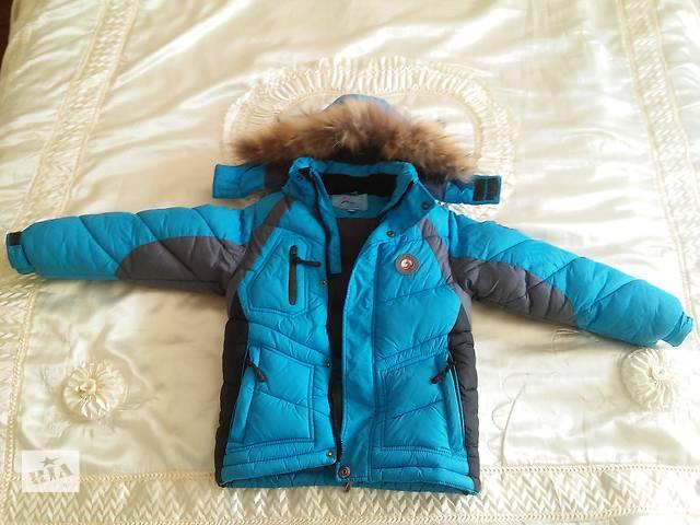 Куртка + комбинезон - зима qiqikids- объявление о продаже  в Виннице