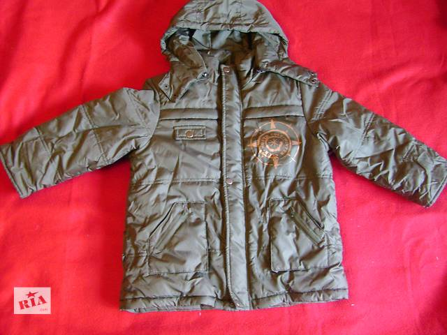 бу Куртка зимняя для мальчика в Киеве