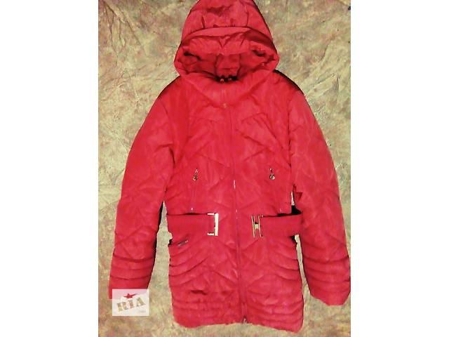 Куртка зимняя на 2м синтепоне48-50разм- объявление о продаже  в Донецке
