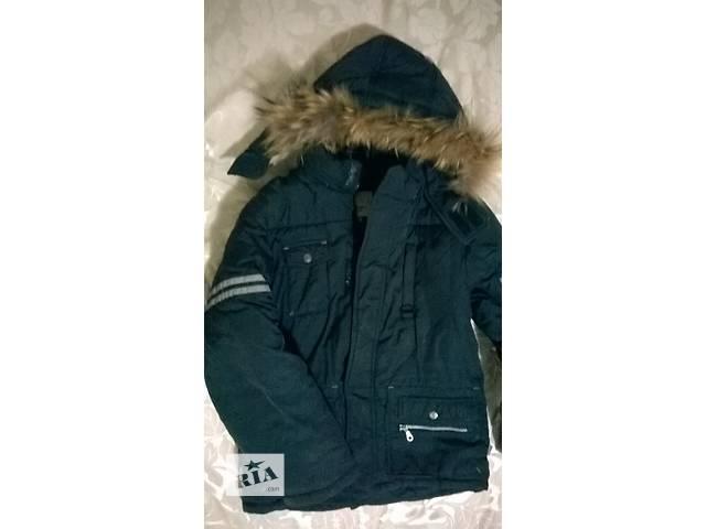 продам Куртка зимняя, подростковая, недорого бу в Киеве
