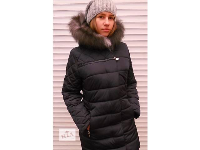 Куртка зимняя женская на силиконе- объявление о продаже  в Киеве