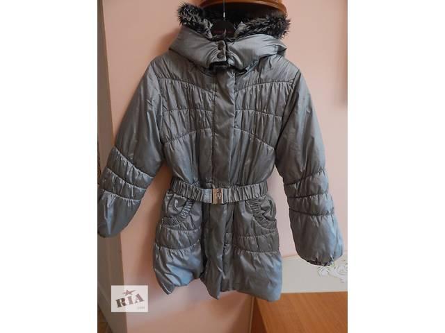 купить бу Куртка зимова в Львове
