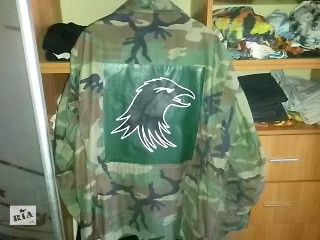 купить бу Куртка  милитари  БОЛЬШОГО  размера  XXXL !!! в Киеве
