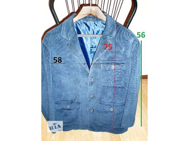 бу Куртка-пиджак Springfield, Испания, вильветовая  в Гнивани