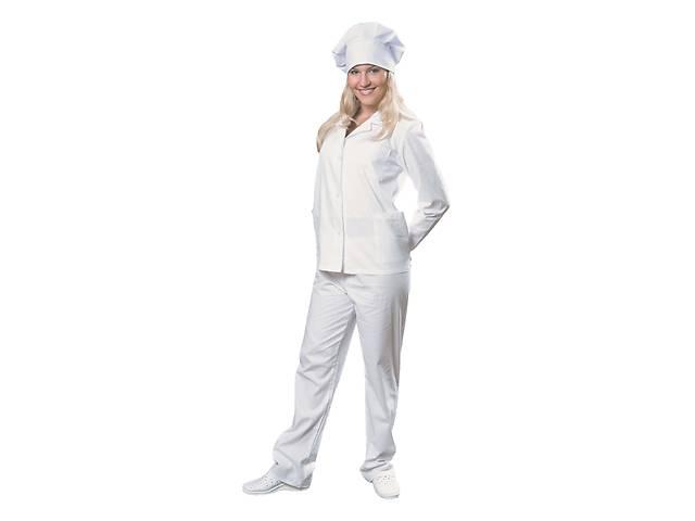 продам костюм поварской с бязи,комплект повара,униформа поварская бу в Чернигове