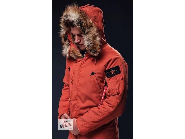 продам Куртки аляски американские бу в Львове