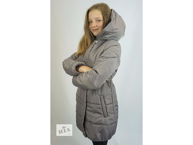 купить бу Куртки демисезон подросток девочка дешево в Хмельницком