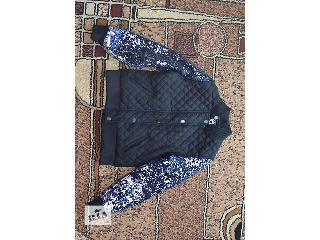 купить бу Курточка для девочки 10-11 лет в Днепре (Днепропетровске)
