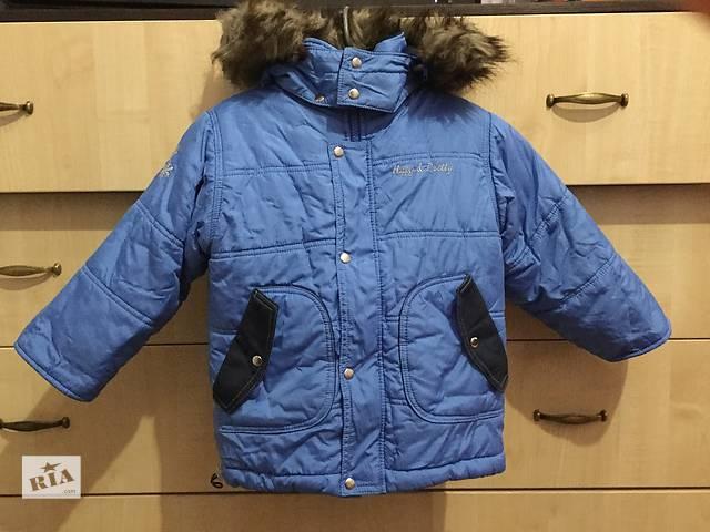 бу Курточка на мальчика 110см. в Черкассах