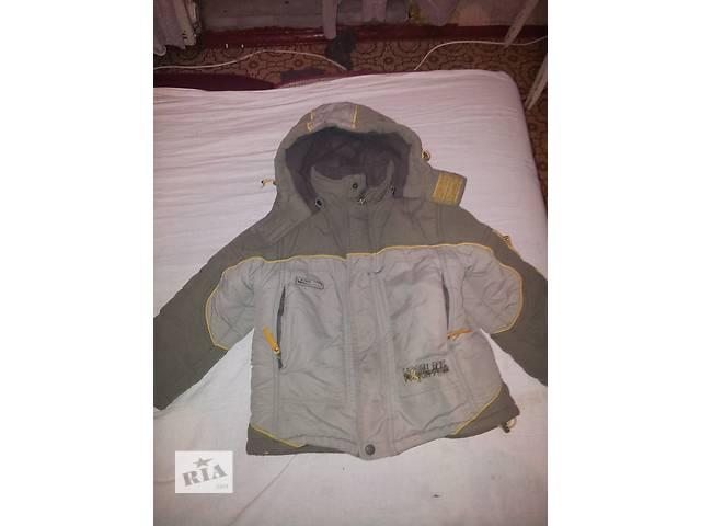 бу Курточка на мальчика зимняя в Киеве