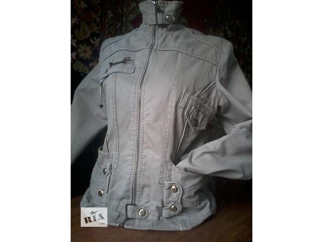 Курточка на подкладке- объявление о продаже  в Никополе