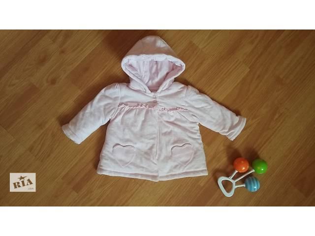 бу Курточка-пальтишко для девочки 50-56 см в Житомире