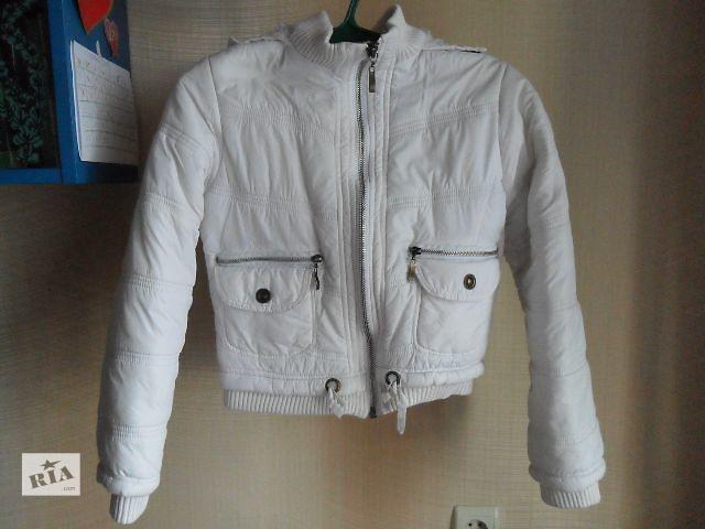 Курточка подростковая демисезонная- объявление о продаже  в Днепре (Днепропетровск)