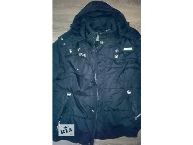 купить бу Курточка зимняя  мужская 46-48 р., недорого в Киеве