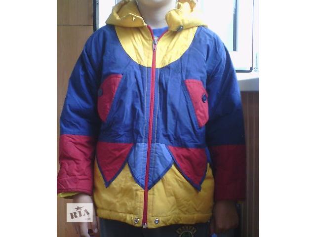 купить бу Курточка разноцветная в Хмельницком
