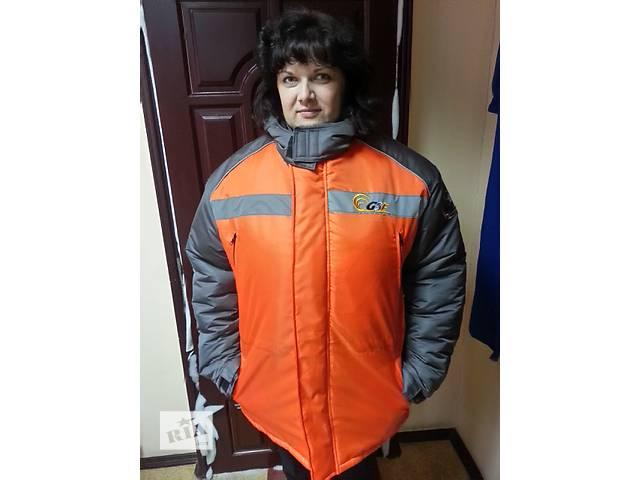 продам курточка зимняя, утепленная куртка, спецодежда зимняя бу в Чернигове