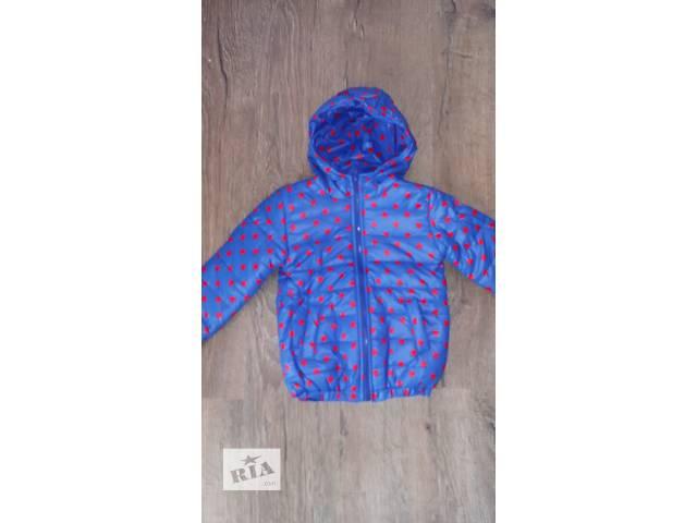 Курточки. Осень-весна р-р 92-116- объявление о продаже  в Киеве