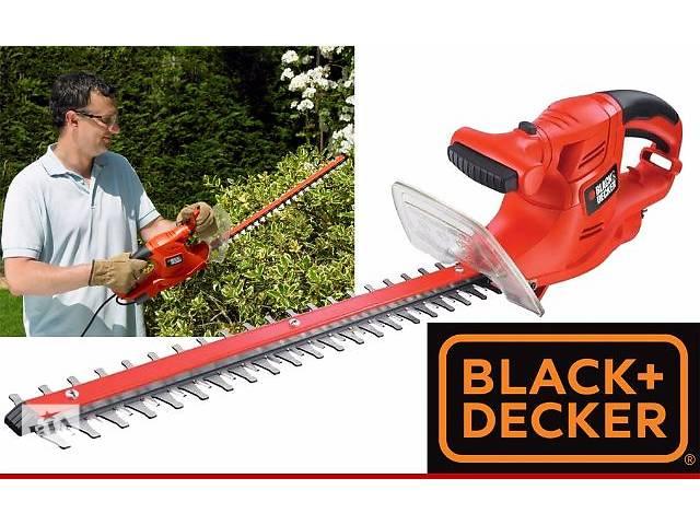 купить бу Кусторез Black Decker Gt 4550 450Вт с 50см ножами в Тернополе