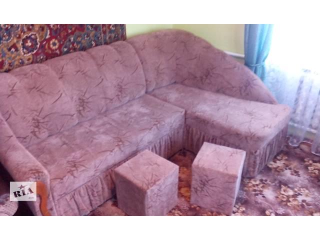 купить бу Угловой диван! в Ровно