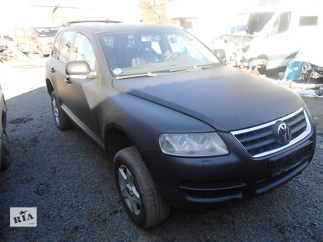 продам  Кузов четверть VW Touareg Фольксваген Туарег 2003-2009г. бу в Ровно