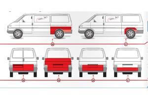 Кузов Volkswagen T4 (Transporter)