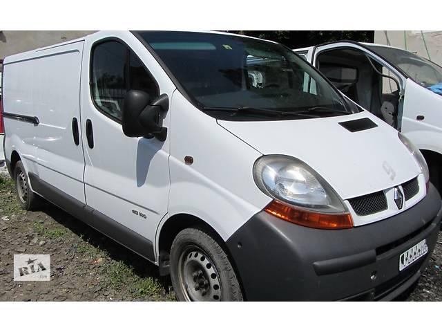 купить бу Кузов длинная, довга база Opel Vivaro Опель Виваро Renault Trafic Рено Трафик Nissan Primastar в Ровно